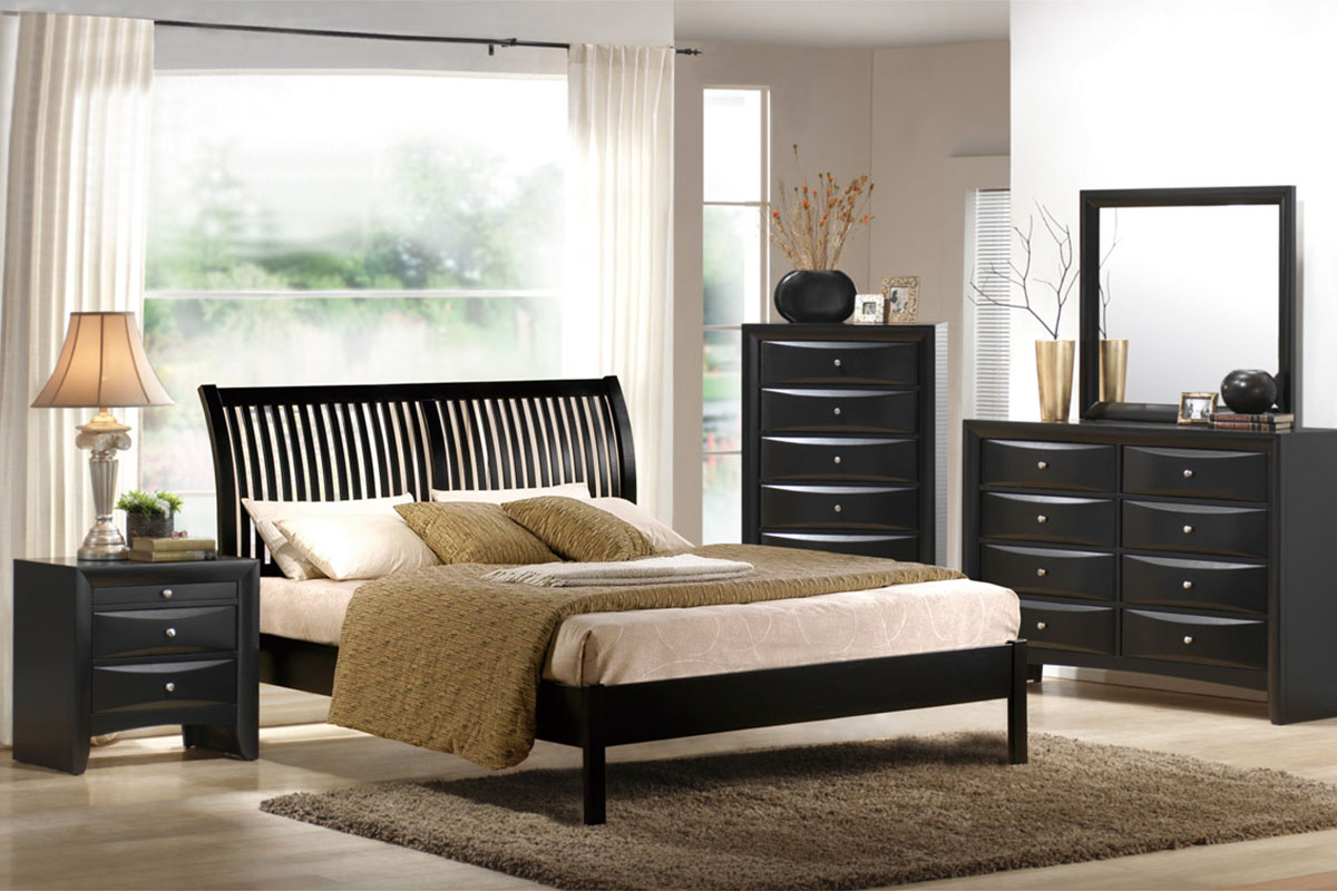 Ava furniture houston cheap discount bedroom set for Furniture 77095