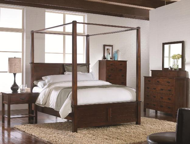 This broad collection offers panel sleigh or canopy beds in California King ... & Ava Furniture Houston - Cheap Discount Canopy Bedrooms Furniture ...